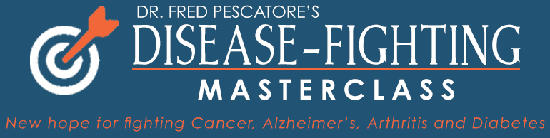 Dr. Pescatore's Disease Fighting Masterclass